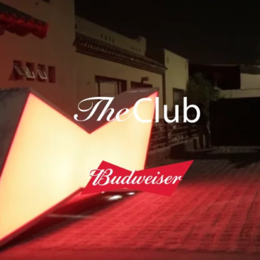 The Club by Budweiser 23 de Marzo